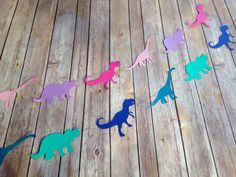 Dinosaur party decorations girl dinosaur party by AzzlinnKaly More