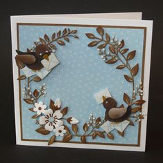 Wedding Wreaths, Marianne Design, Frame, Blog, Home Decor, Room Decor, Frames, Wedding Garlands, A Frame