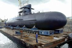 Largest United States Nuclear Submarines | Scorpene-class diesel submarine at…