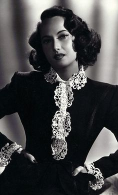 MERLE OBERON  (1911 - 1979)   The Scarlet Pimpernel (1936), Wuthering Heights (1939), A Song to Remember (1945), Desirée (1954), Hotel (1967).
