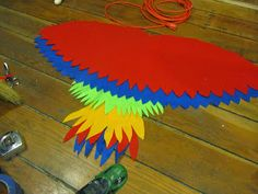 Another Macaw Costume
