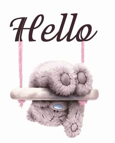 animated hello | Friday, March 5, 2010