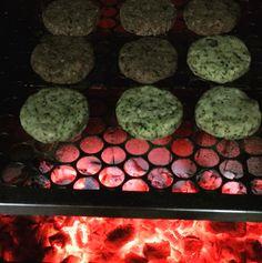 Mais hambúrgueres veganos! #vegan #veganburgers #vegano #food