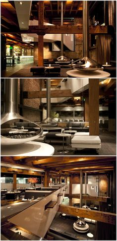 Twenty Five Lusk Restaurant ::: Mission Bay::: San Francisco, CA | designed by CCS Architecture