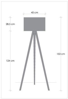 TRIPOD-C12 Stehlampe Eiche SMART Home Bluetooth | Etsy Smart Home, Connect, Shades Of White, Tripod Lamp, Solid Oak, Light Colors, Floor Lamp, Bluetooth, Lights