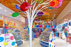 The Ten Most Beautiful Candy Shops Photos | Architectural Digest