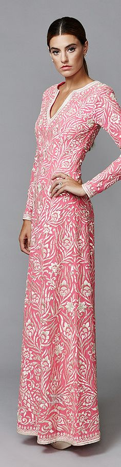 Jani Khosla 2015 Bridal Kitenge, Cheongsam, Pakistani Dresses, Indian Dresses, Kaftan, Bridal 2015, Middle Eastern Fashion, Indian Bridal Fashion, Indian Lehenga