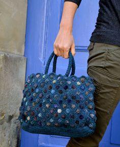 Sophie Digard crochet bag