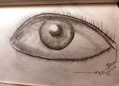 j adore faire des yeux un jour je vais ètre bon