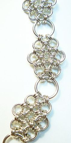 Betty Jo Smith Jewellery #chainmaille