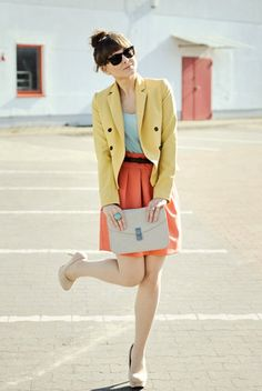 Spring Into Fashion - Click here to see this season's hottest looks!