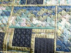 Patchwork On Parade: Sashiko Quilt