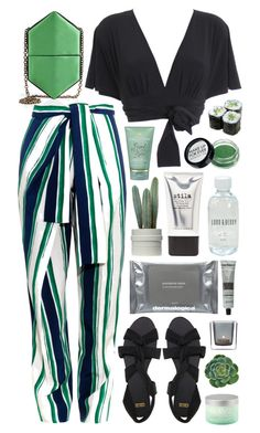 """""""Untitled #1125"""" by noviii ❤ liked on Polyvore featuring Vionnet, Stila, Chloé, Dermalogica, Lord & Berry, Leonardo, ASOS, Aesop, Pure Altitude and women's clothing"""