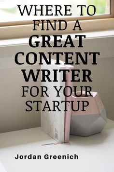 Got a startup company but no content writer? There isn't a company out there today that doesn't need a writer. If you want to be on top of your digital marketing game, you need a blog and an email newsletter. Learn how to snag a great content writer for your business in this post! #contentcreation #contentwriter #startup #growyourbiz I Have A Secret, How Do You Find, Competitor Analysis, Writing Services, Digital Marketing, Writer, About Me Blog, Content, Game