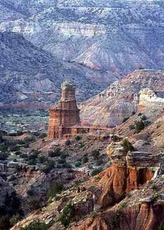 Palo Duro Canyon Amarillo, Texas. This is why I live where I live. <3