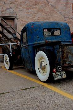 Hot Rod Trucks, Cool Trucks, Big Trucks, Cool Cars, Dodge Trucks, Pickup Trucks, Rat Rods, Classic Trucks, Classic Cars