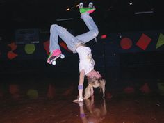 Image detail for -... does a hollow back while roller skating. PHOTO COURTESY OF KIRA HEELEY