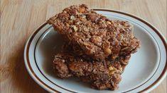 Chocolate Peanut Butter Granola Bars Recipe | The Sweetest Journey