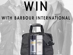 Check out this Win with Barbour International!