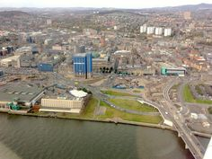 Dundee before...
