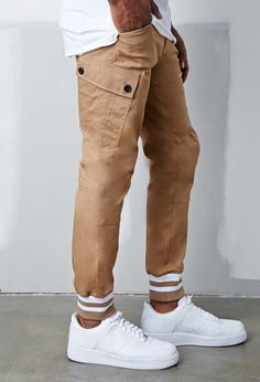 21 MEN The New Standard Edition Jordan Cargo Joggers