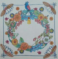 Coloring Book Four Seasons By Aiko Fukawa