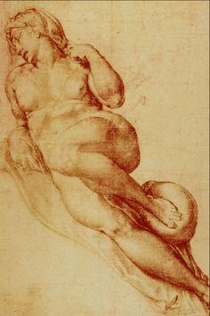 File:Studio di Nudo 1 - Michelangelo Buonarroti.png
