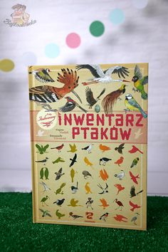 Ilustrowany inwentarz ptaków - recenzja | Bajkochłonka Cover, Books, Art, Art Background, Libros, Book, Kunst, Performing Arts, Book Illustrations