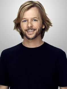 """David Spade - """"You can either look at things in a brutal, truthful way that's depressing, or you can screw around and have fun."""""""