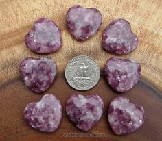 Lepidolite -reducing anxiety (top recc, root chakra) -depression (secondary recc, solar plexus chakra) -reducing worry (top recc, solar plexus chakra) -reducing stress (top recc, solar plexus/heart/third eye chakra)