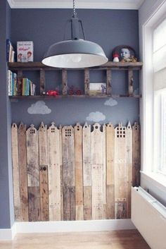 16 ý tưởng tuyệt vời từ gỗ pallet - TmPhng