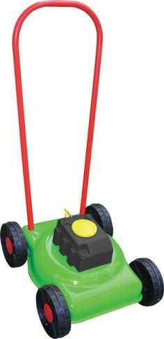 Backyard Games - Quick Start Lawn Mower 2 great to get some fresh air and Mr loves gardening