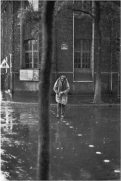Alberto Giacometti, Paris, 1961 by Henri Cartier-Bresson