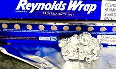Alternative Uses for Aluminum Foil...Clever, Quick & Cheap - 719woman.com