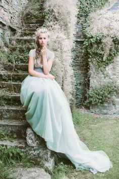 ♥ Romance of the Maiden ♥ couture gowns worthy of a fairytale - Beautiful