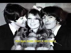 The Beatles Take good care of my baby (subtitulada) - YouTube