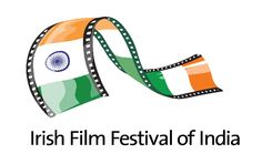 Our adorable logo combining a film strip with the Irish and Indian flags. Art Directed by Cleverality and designed by Richard O'Gorman of MacSlave.
