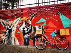 Para los que no la conocen  les presento a Anacleta la bicicleta de la Brownieria #morenobrownie . #brownieriamorenobrownie #brownieriaambulante #brownies#browniescontoppings #chocolate #lovechocolate #lovebrownies #baking#horneando #happyme #startup #startuplifestyle #foodbike #bicicleta #bogotá #repartiendoamorydulzura