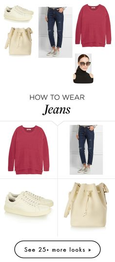 """""""Sin título #4514"""" by ceciliaamuedo on Polyvore featuring Madewell, Current/Elliott, Tom Ford, Sophie Hulme and Thierry Lasry"""