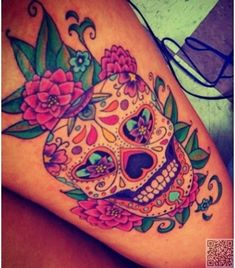 29 #Downright Awesome Sugar #Skulls You're Going to Love ... → #Lifestyle #Sugar