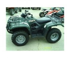 Made by Suzuki in the year 2003, this LTF400 Eiger four wheeler is a middles sized quad with some good figures in terms of specifications. This is true workhorse with no nonsense features. It is durable and reliable machine for off-road applications.