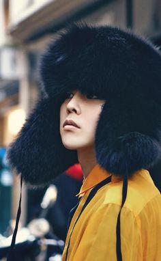 BIGBANG | G-DRAGON | JIYONG | LOVE THE HATS