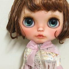Custom Blythe Doll By Yujirokhc
