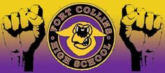 Fort Collins High School's mascot is a lambkin, which is a baby lamb. | 24 Reasons Fort Collins, Colorado Is The Greatest City On Earth