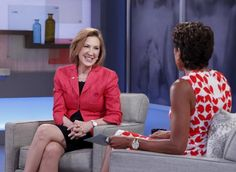 Former HP CEO & Republican Fiorina, enters 2016 Presidential race, hits Clinton. Read more @ http://www.allymon.com
