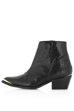 ANGLE Western Boots