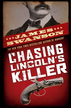 """""""This fast-paced thriller tells the story of the pursuit and capture of John Wilkes Booth and gives a day-by-day account of the wild chase to find this killer and his accomplices."""" - Goodreads.com"""