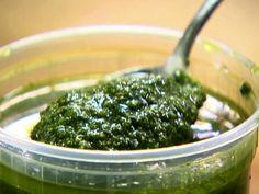 Barefoot Contessa's Pesto Recipe from Food Network