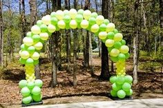 How to Make Balloon Arches