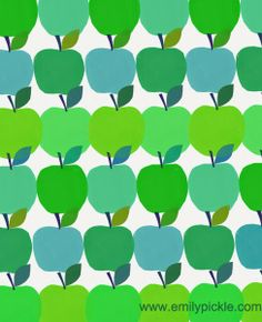365 days of design - Day 120 - how do you like them apples...